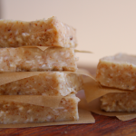 Almond Butter Coconut Fudge